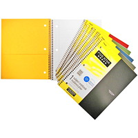 Five Star 1-Subject Wirebound Notebook