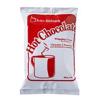 Dure Originals Flavoured Beverage Mix Powder, Hot Chocolate, 907 g