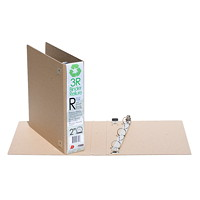 Reliures recyclées à anneaux ronds 3R