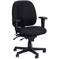 Eurotech 4x4sl Multi-Function Black Chair
