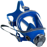 Comfort Air 130M Full Facepiece Respirator with Neck Strap