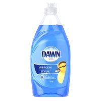 Dawn Ultra Dishwashing Liquid, Original Scent, 532 mL