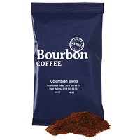 Bourbon Columbian Blend Ground Coffee