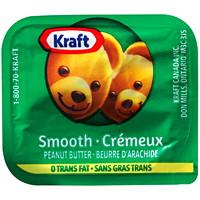 Kraft Peanut Butter Single-Size Servings