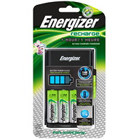 Energizer Recharge 1-Hour