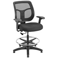 Eurotech Apollo Drafting Stool