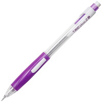 BIC Velocity Side Click Mechanical Pencil, Black, 0.7mm, 12/Bx