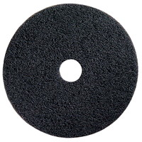 Prime Source Stripping Floor Pads, Black, 13