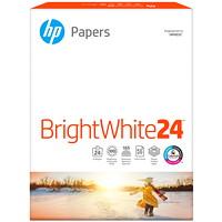 HP BrightWhite24 Inkjet Paper, Bright White, Letter-Size (8 1/2