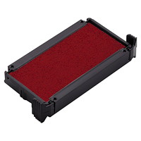 Trodat Replacement Red Ink Pad, 2/Pk