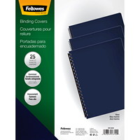 Fellowes Futura Oversize Navy Presentation Covers