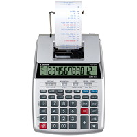 Canon Mini 12-Digit Desktop Printing Calculator