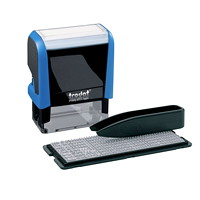 Trodat Printy 4911 Do-It-Yourself Typomatic Stamp Kit