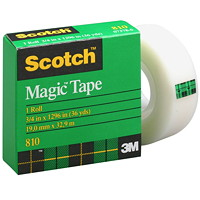 Recharge de ruban Magic Scotch, 19 mm (3/4 po)