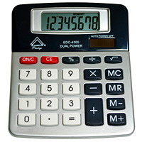 Aurex 8-Digit Desktop Calculator