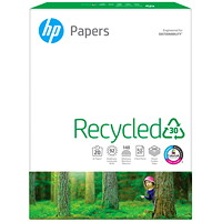 HP 30% Recycled Copy and Multi-Purpose Paper, White, Letter-Size (8 1/2