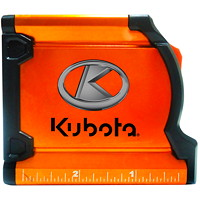 Kubota 25-Ft Tape Measure