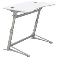 Safco Verve White Standing Desk