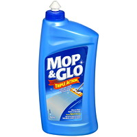 Mop & Glo Triple Action Multi-Surface Floor Cleaner, 950 mL