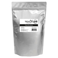 TEAJA Organic Loose Leaf Breakfast Tea
