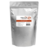 TEAJA Organic Loose Leaf Coconut Pu'erh Tea