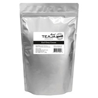 TEAJA Organic Loose Leaf Earl Grey Tea