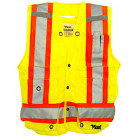 Viking Bright Green 4XL Surveyor Safety Vest