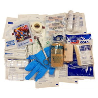 Dentec Manitoba Regulation First Aid Refill Kit