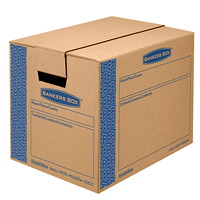 Bankers Box Smoothmove Prime Moving Box, Small