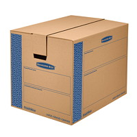 Bankers Box Smoothmove Prime Moving Box, Large