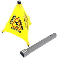 Globe Commercial Products Pop-Up Safety Cone