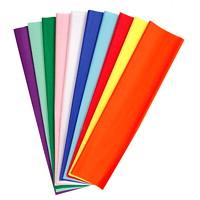 Papier de soie Pacon KolorFast, 20 po x 30 po, couleurs variées, emb. de 50