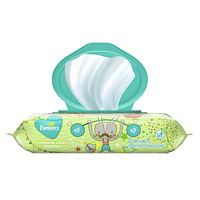 PAMPERS WIPES UNSCENT 72CT