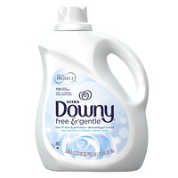 Downy Ultra Free And Gentle  Fabric Softener