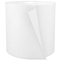 Cascades PRO Perform 1-Ply Hand Paper Towels for Tandem Dispenser, White, 1,050', 6/CS
