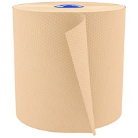 Cascades PRO Perform 1-Ply Hand Paper Towels for Tandem Dispenser, Natural, 1,050', 6/CS