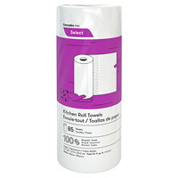 Cascades PRO Select 2-Ply Paper Towels, White, 85 Sheets/RL, 30/CS