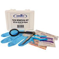 Grande trousse de retrait de tiques Dentec Safety