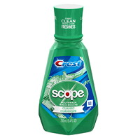 Crest Scope Classic Mouthwash, 250 mL