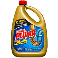 Liquid-Plumr Pro-Strength Full Clog Destroyer, 2.37 L