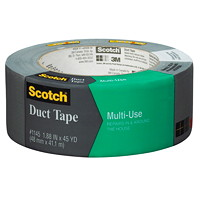 Scotch Multi-Use Duct Tape, Grey, 48 mm x 41.1 m
