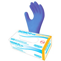 Ronco V2B X-Large Vinyl Disposable Powder-Free Gloves