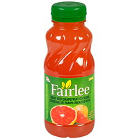 Fairlee Ruby Red Grapefruit Cocktail, 24/Ct
