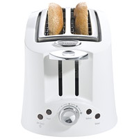 Hamilton Beach 2-Slice White Toaster