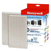 Honeywell True HEPA Air Purifier Replacement Filter (R), 2PK
