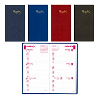 Brownline Weekly Pocket Planner, 6