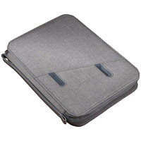 Artistic Techie Wallet II Padfolio Universal Tablet/iPad Zippered Organizer with 5000mAh Power Bank