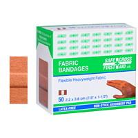 Pansements adhésifs en tissu First Aid