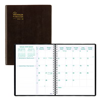 Blueline Timanager Weekly Planner, 11