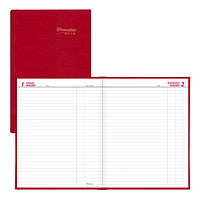 Brownline Daily Planner, 10